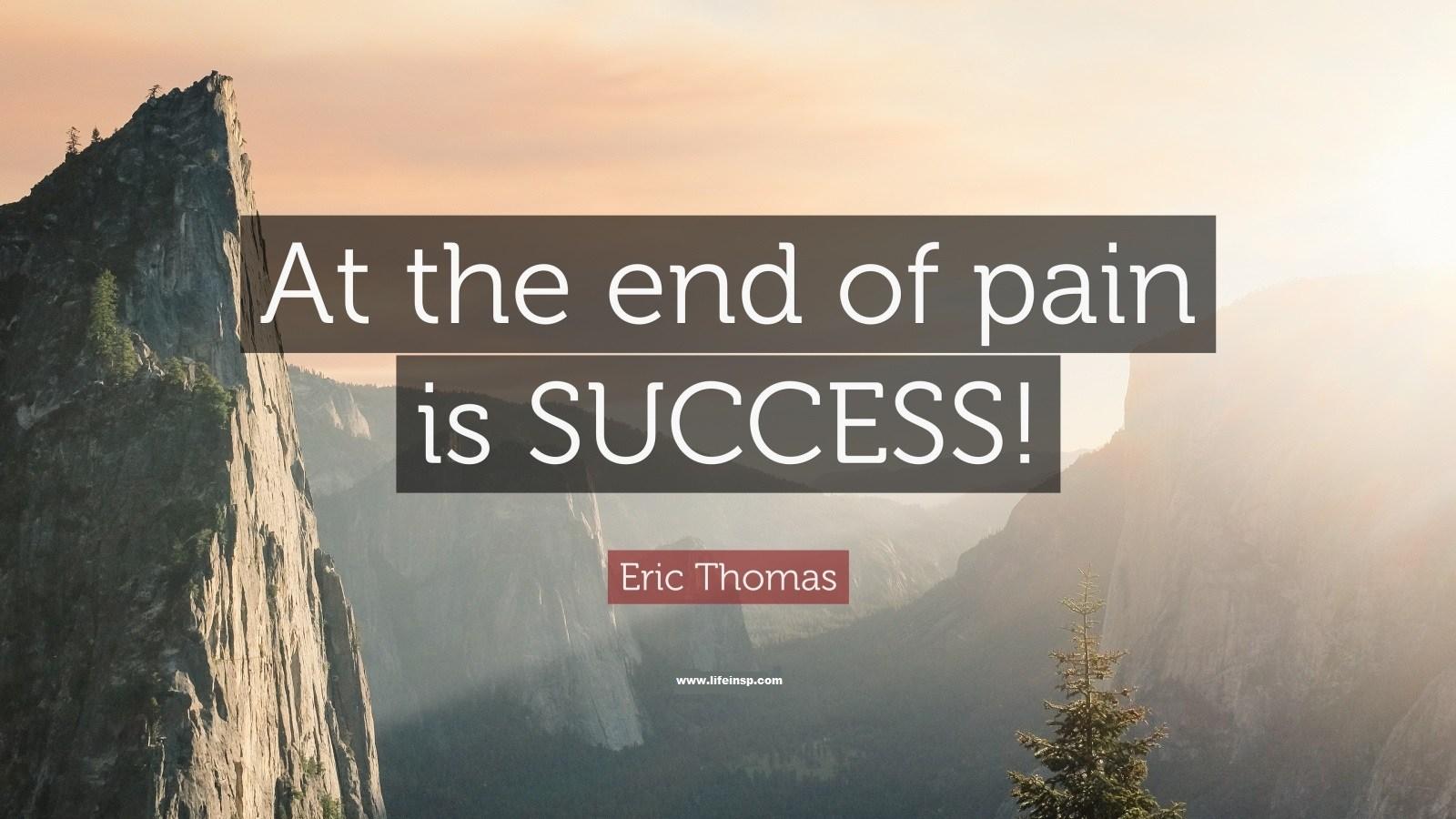 skausmo pabaigoje yra sekme